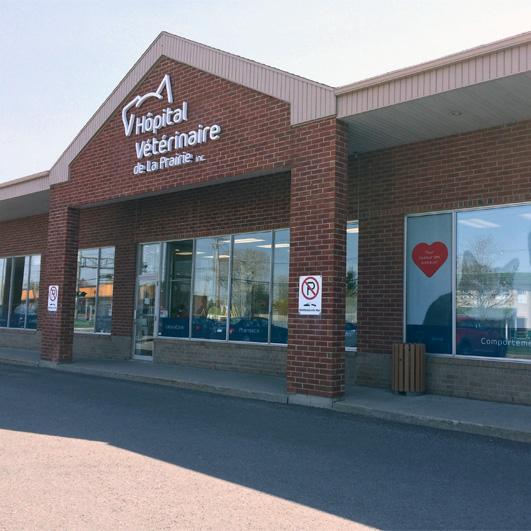 Hôpital vétérinaire de la Prairie